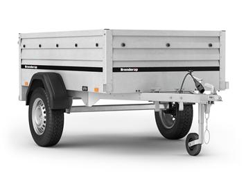 Brenderup 1205 S XL Tilt 750 Kg