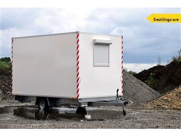 Blyss Bauwagen Basic 360