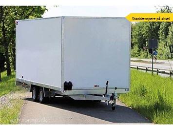 Blyss Cargo FC2740HT med Døre