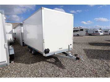 Blyss Cargo FC2740HT med Rampe