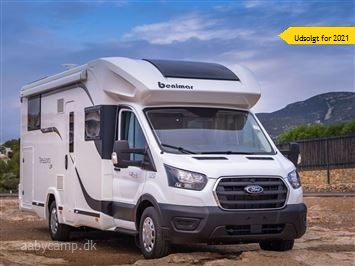 Benimar Tessoro T463 UP