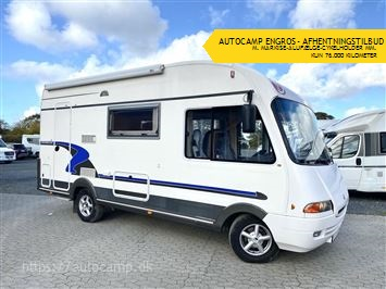 Euramobil Integra 635 LS