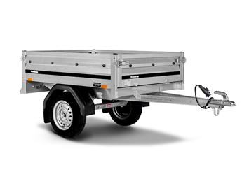 "Brenderup 3150 S med 13"" hjul - 500/750 kg"