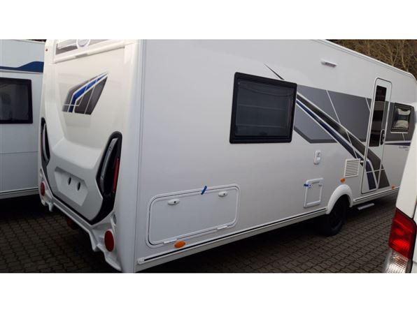 Caravelair Allegra Optima 560 NorLine