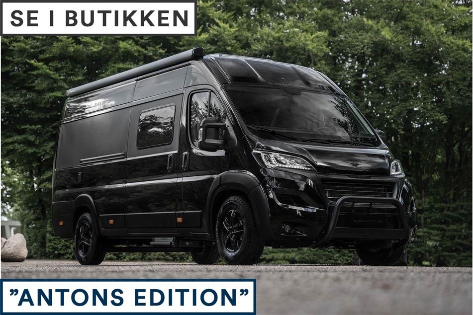 Tourne 6.4 Black Edition