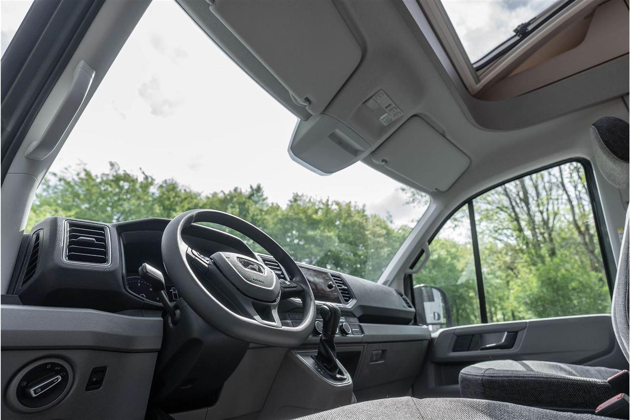 Knaus Van TI MAN 640 MEG Vansation
