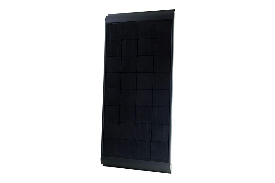 Solcellepanel 155W - Inkl. montering