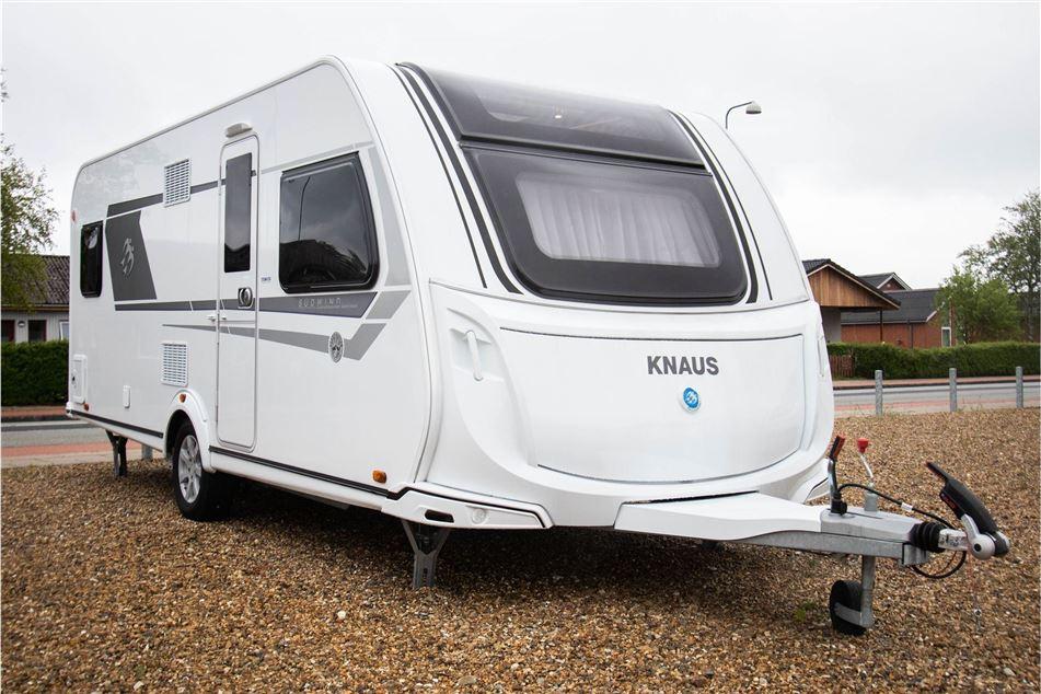 Knaus Scandinavian Selection 580 UF