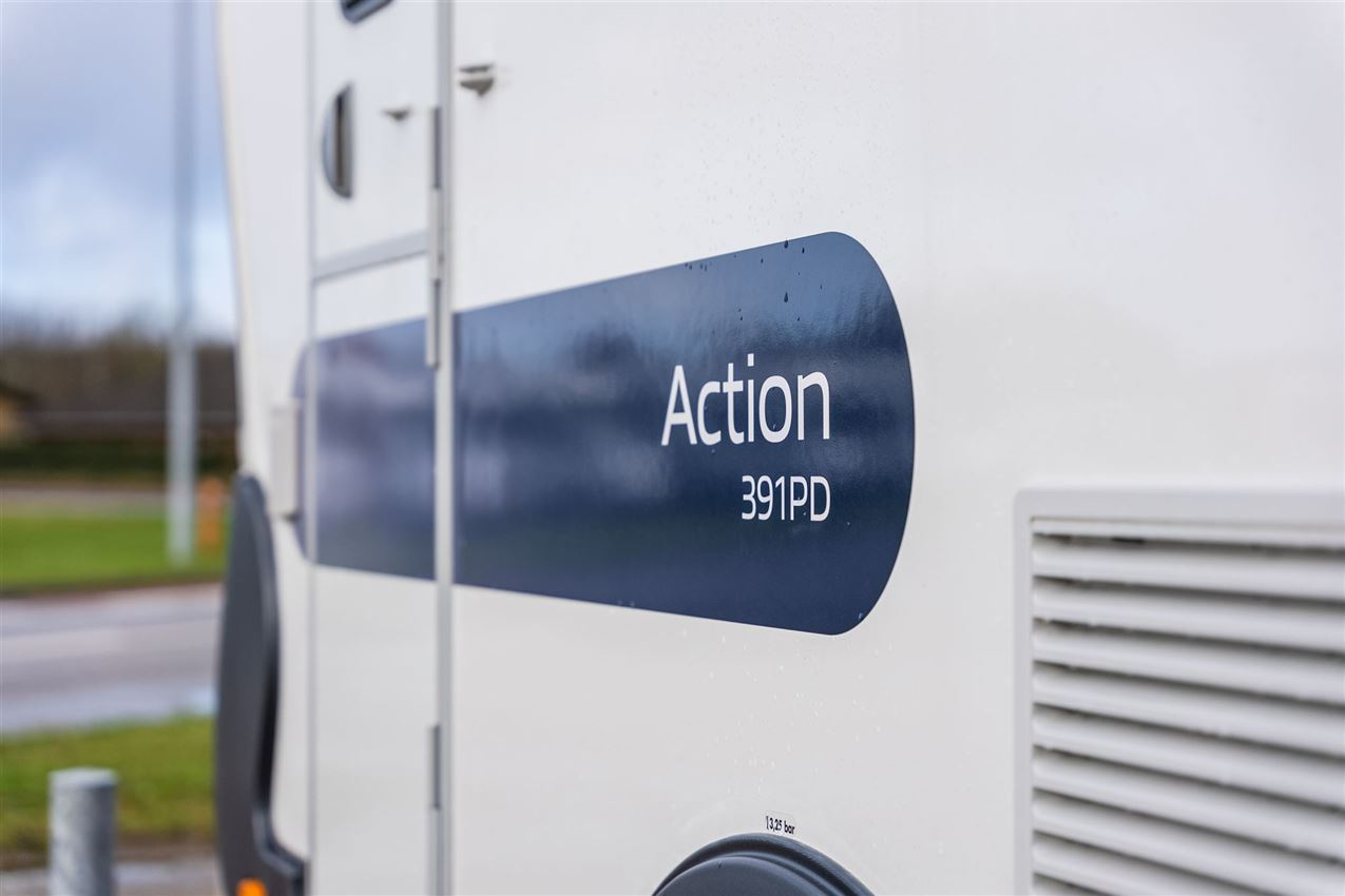 Adria Action 391 PD