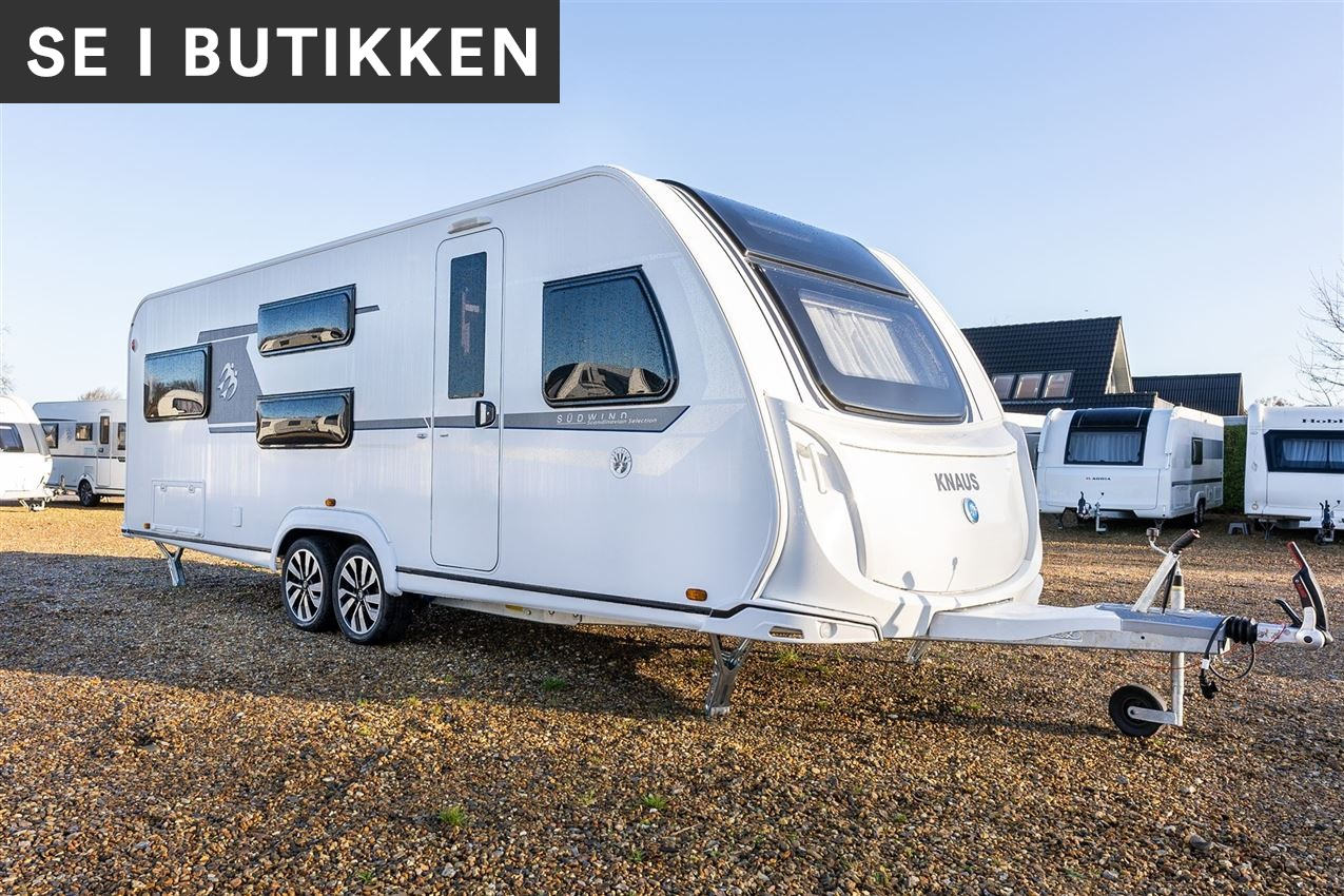 Knaus Südwind Scandinavian Selection 650 UDF