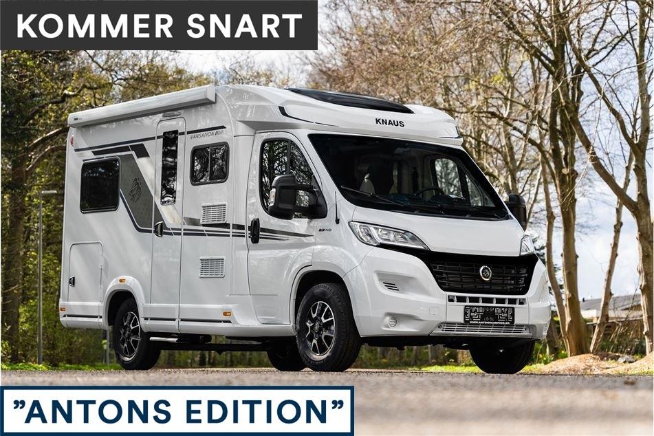 """Knaus Van Ti 550 MF """"Vansation"""""""