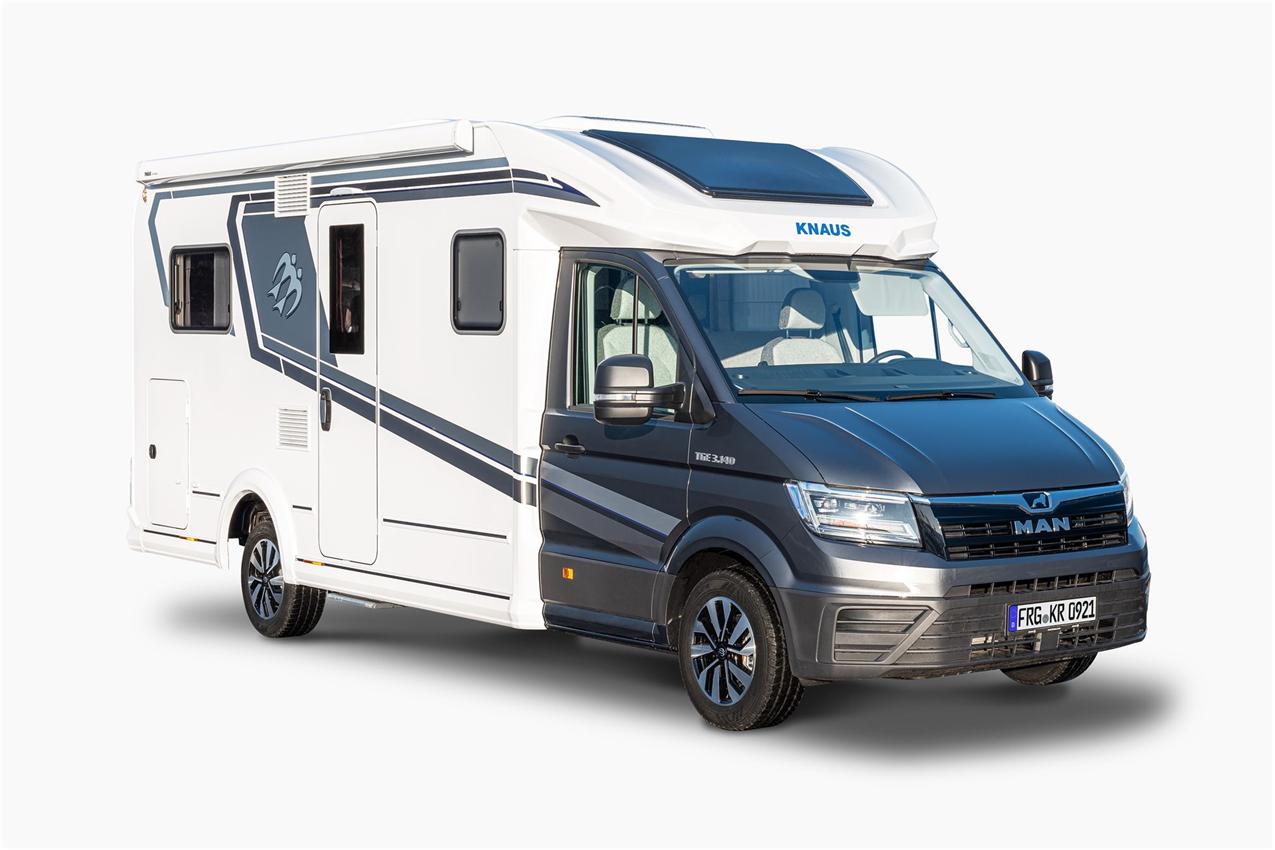 "Knaus Van TI Plus 650 MEG Platinium Selection ""MAN"""