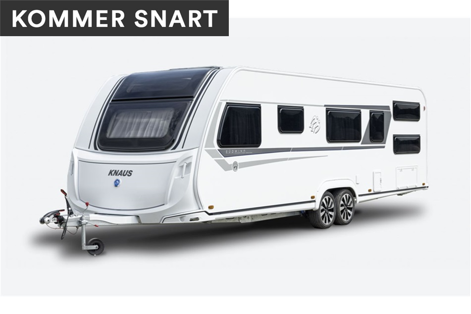 Knaus Scandinavian Selection 750 UFK
