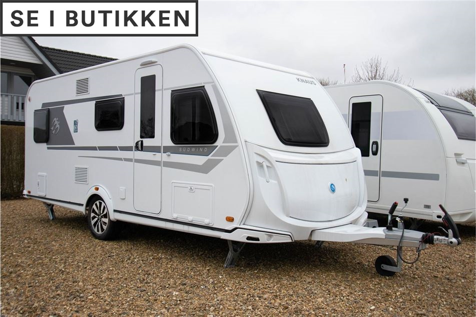 Knaus Südwind 500 QDK (60 Years)