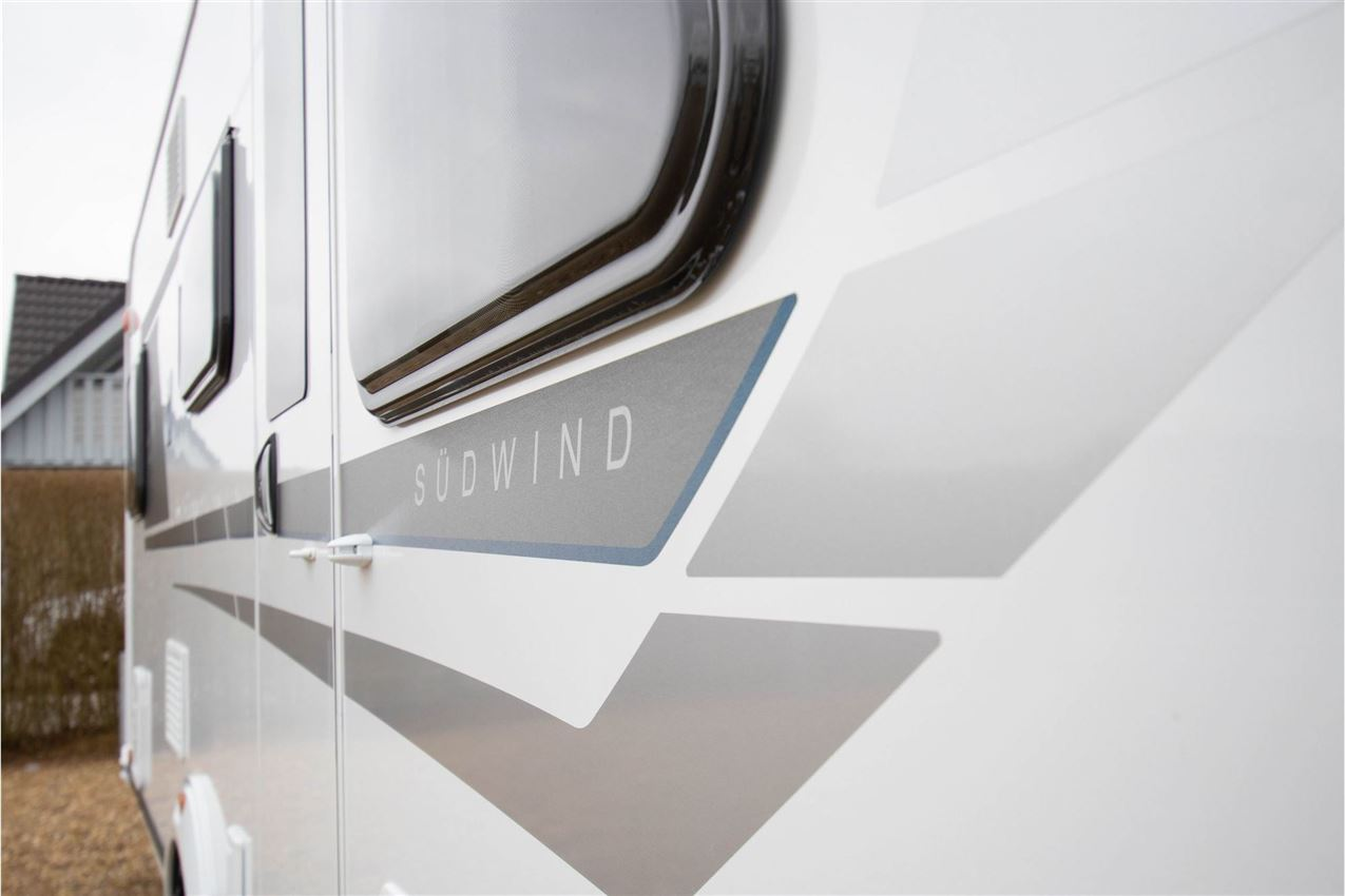 Knaus Südwind 500 QDK (60 Years)