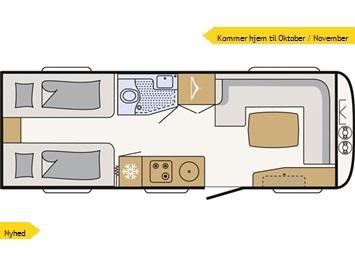 Dethleffs Beduin Scandinavia 550 SE