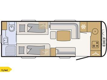 Dethleffs Beduin Scandinavia  550 BET