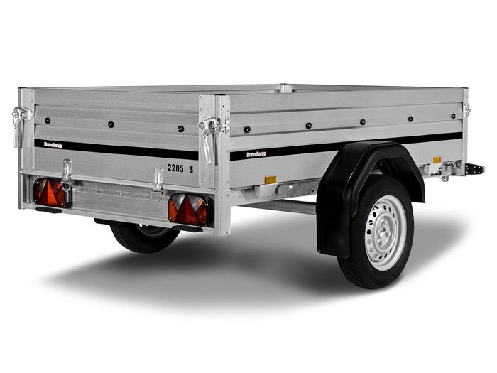 Brenderup 2205 SUB 500 kg