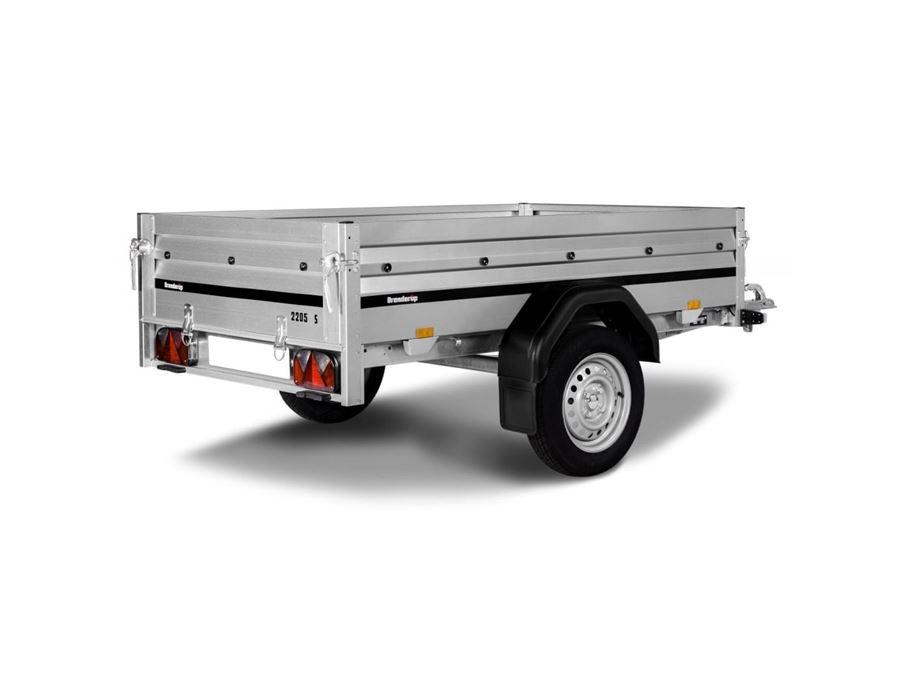 Brenderup 2205 WESUB 500/750 kg