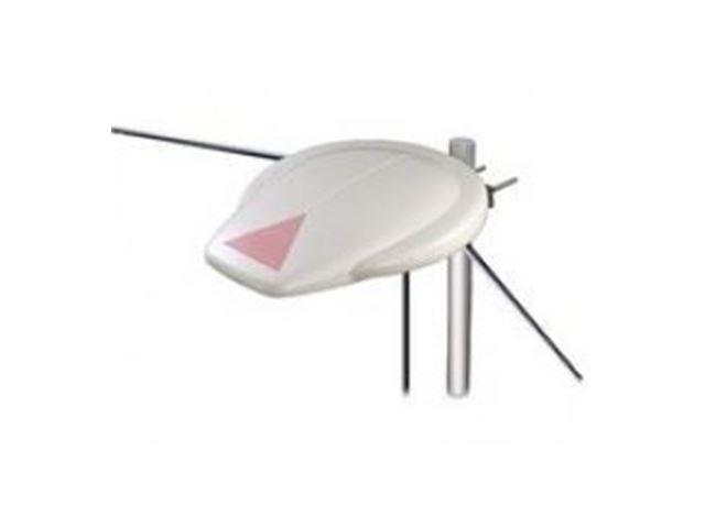 Antenne: DAE-410 UFO m. mast, monteret