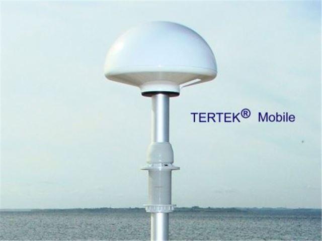 Antenne: Tertek Combi mobil m/mast, monteret