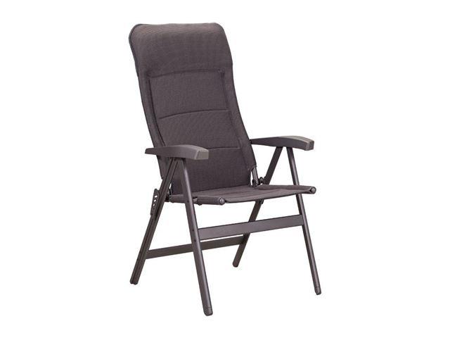 Westfield høj stol, Avantgarde-serie. Noblesse/grå.