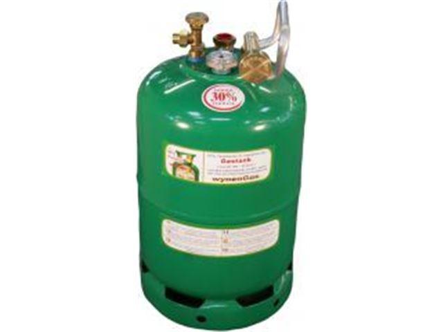 LPG gasflaske