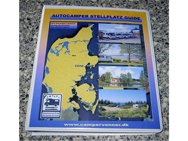 Stellpladsbog Danmark