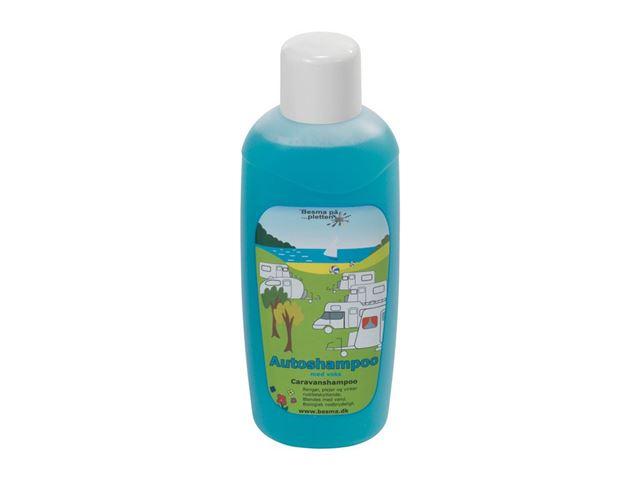 Caravanshampoo med voks - 1 liter