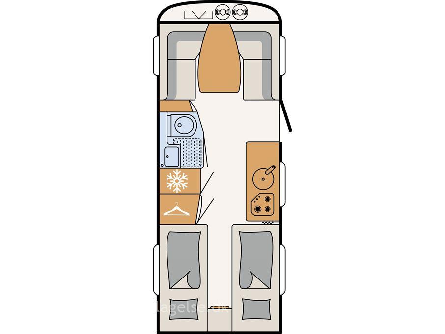Dethleffs Nomad 510 LE