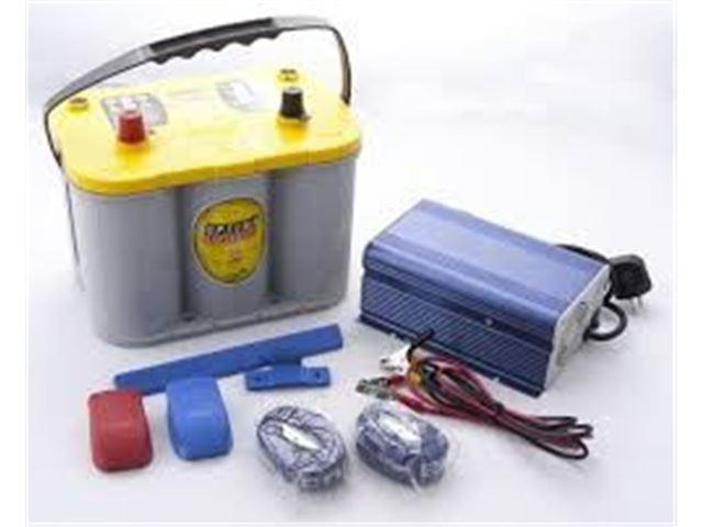 Batteripakke kun til mover