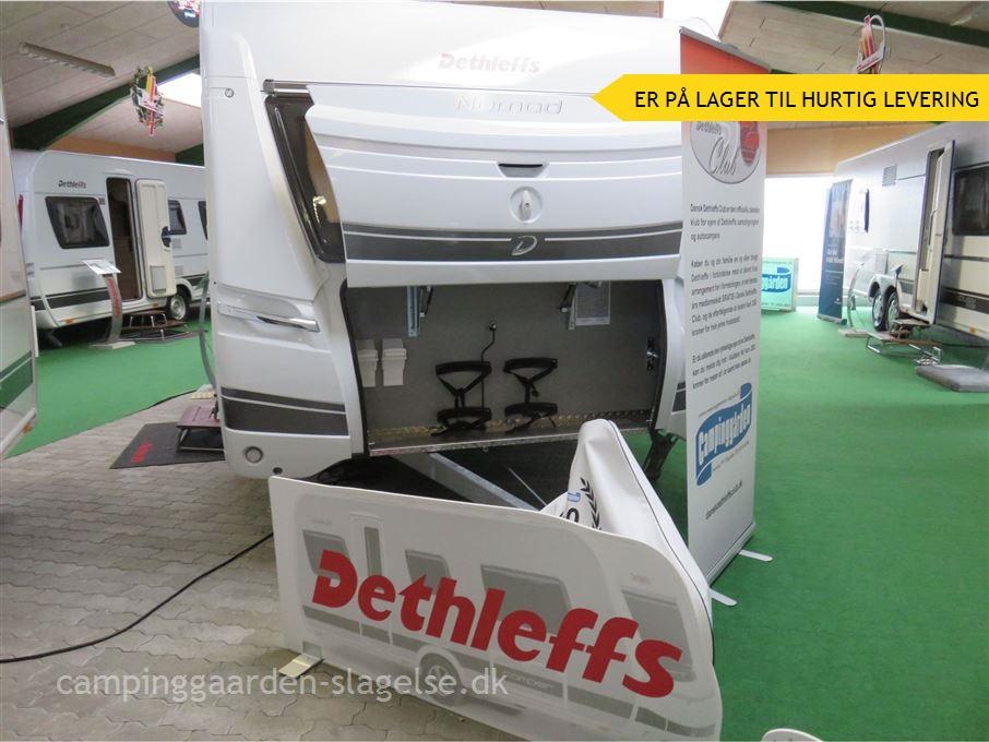 Dethleffs Nomad 590 RF