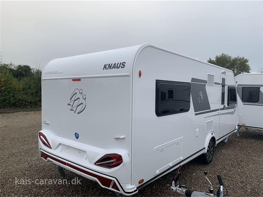 Knaus Scandinavian Selection 590 UE
