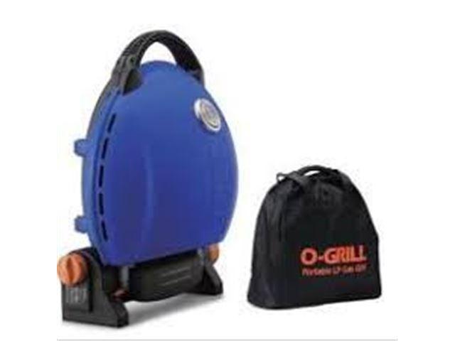 O-Grill 900T Blå