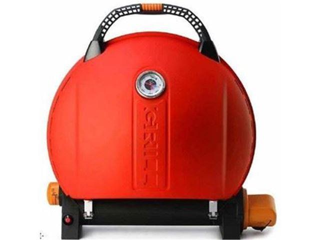 O-Grill 900T Rød