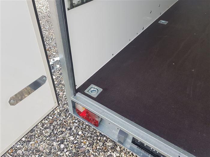 Blyss Cargo F1330HL med Døre