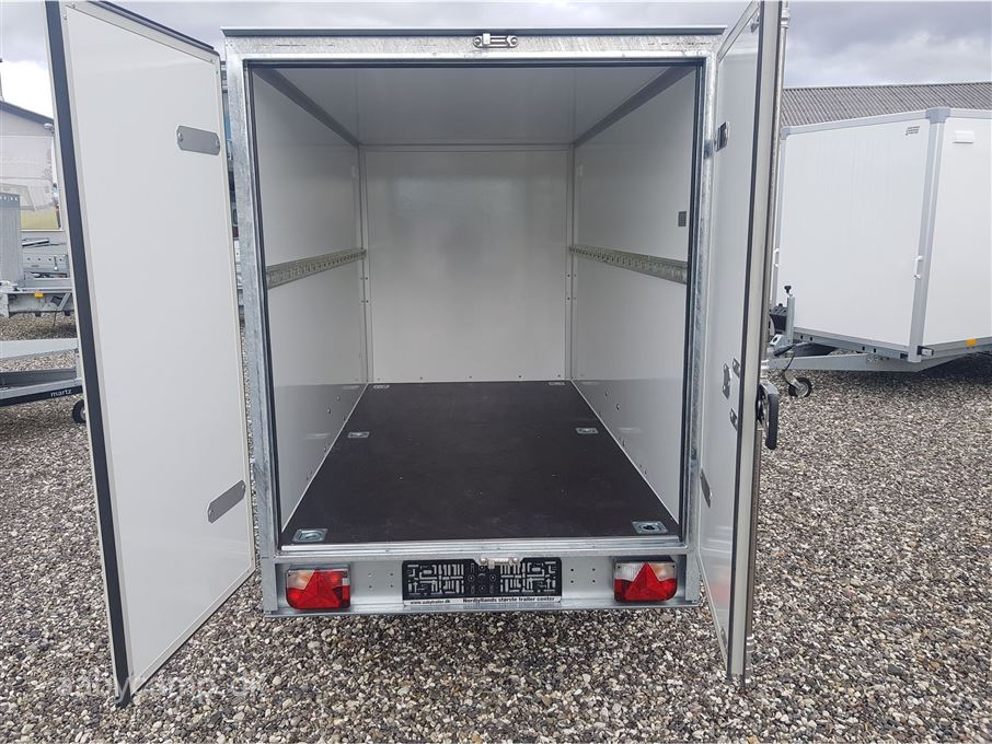 Blyss Cargo F1326/150 m/døre