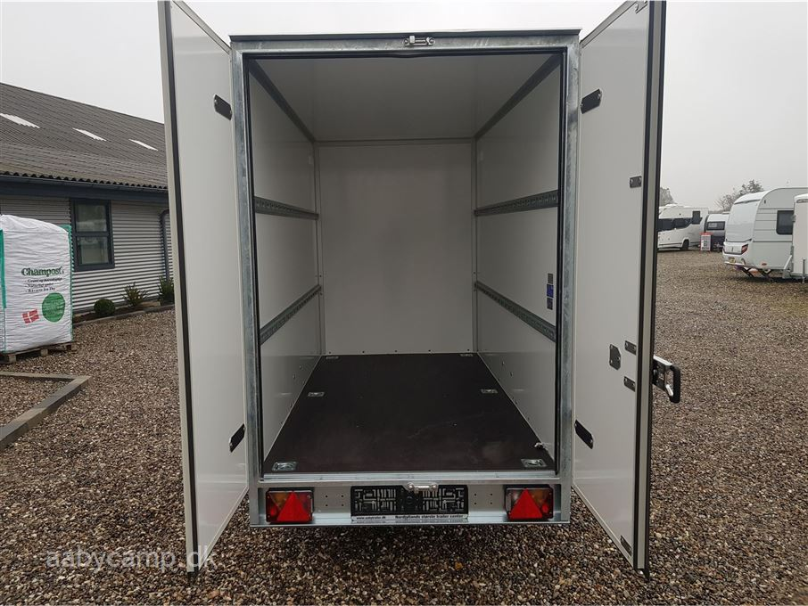 Blyss Cargo F1326/180 m/døre
