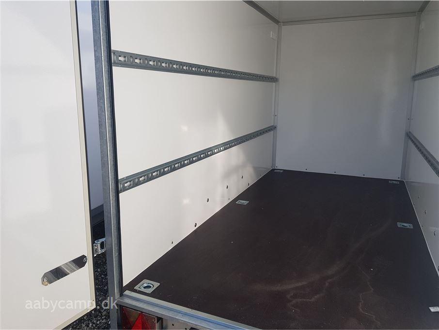 Blyss Cargo F2030HTL med Døre