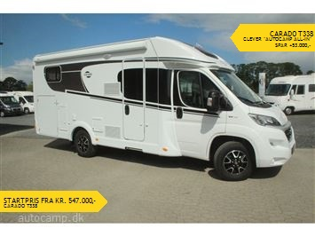 """Carado T 338 Clever """"Autocamp All-in"""""""