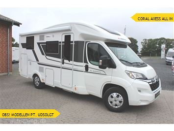 "Adria Coral AXESS S600 SL ""All-in"""