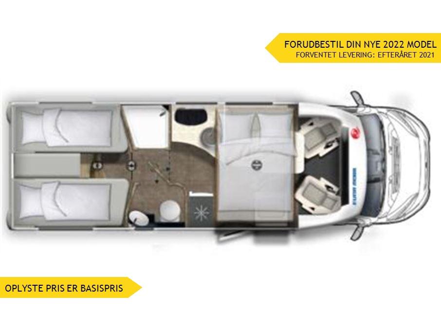 Euramobil Profila RS 720 EB