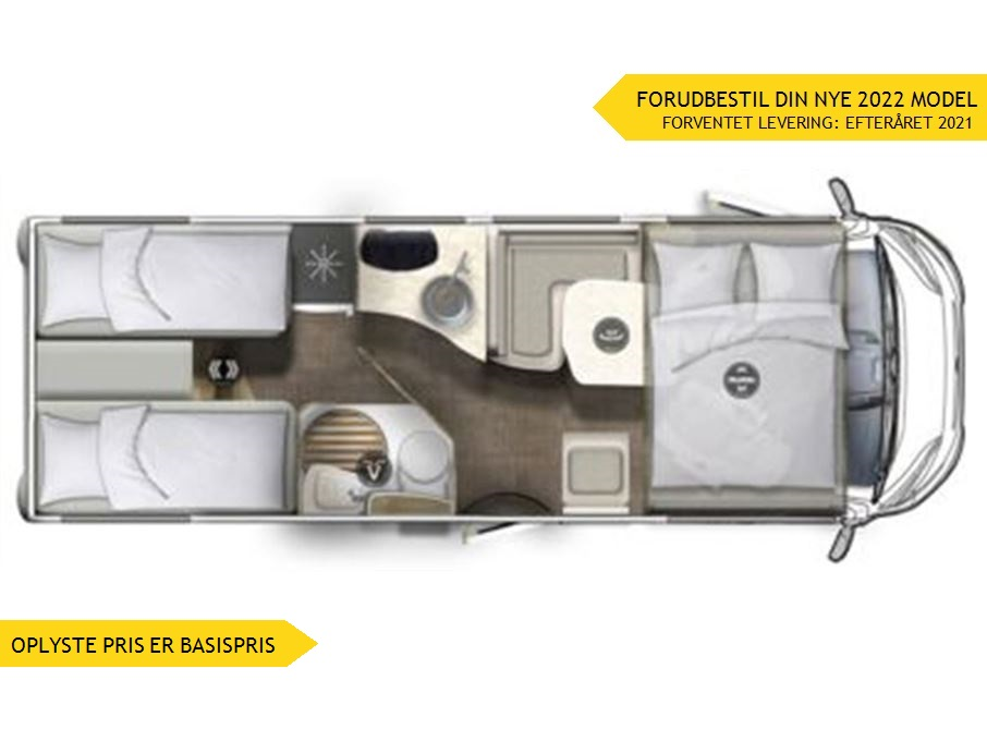 Euramobil Integra Line IL695 EB Premium