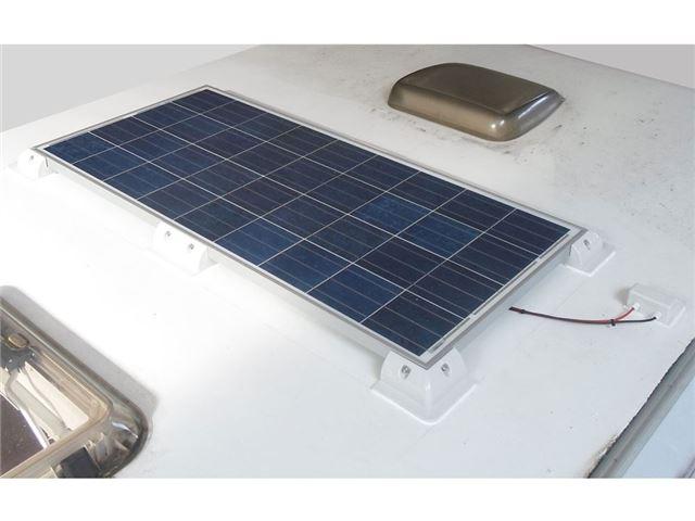 Solcelleanlæg 400-450Wh inkl. montering