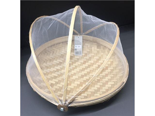 mellem str. bambus kurv