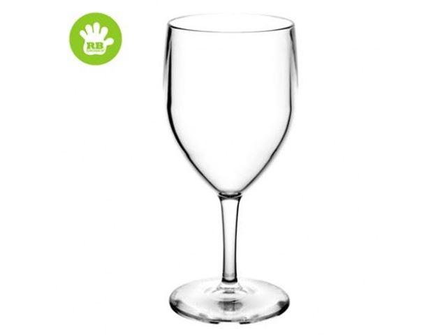 Rødvinsglas 25 cl.