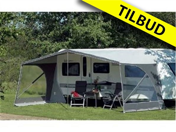 Telte og fortelte til campingvognen   Se det store udvalg online