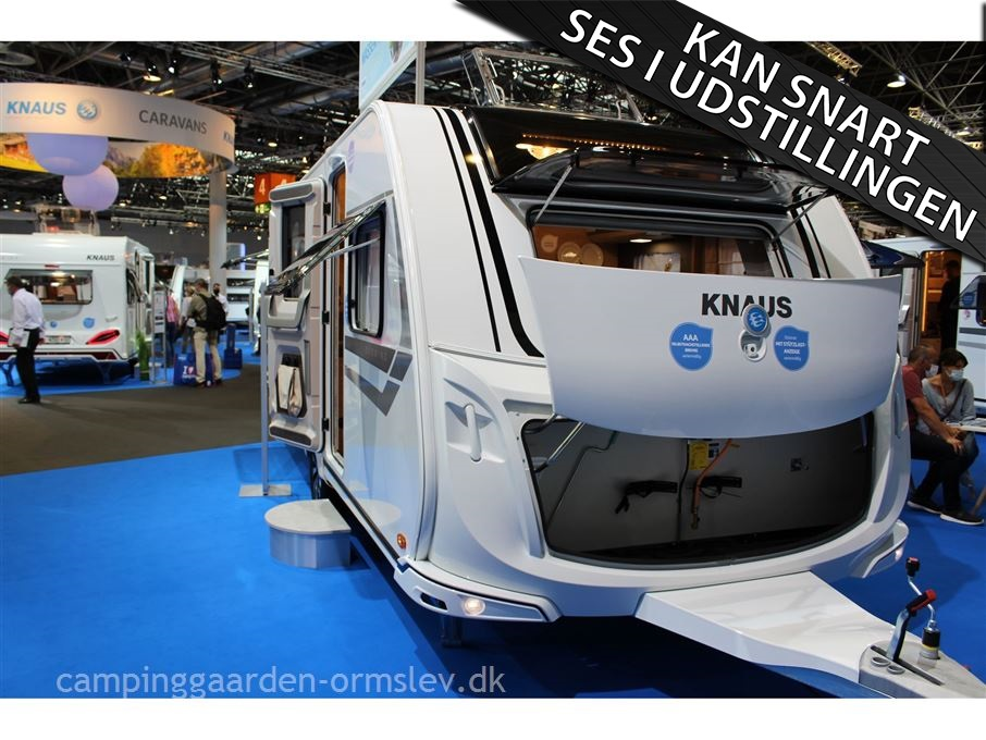"Knaus Südwind 580 UE ""60 Years Celebration"""