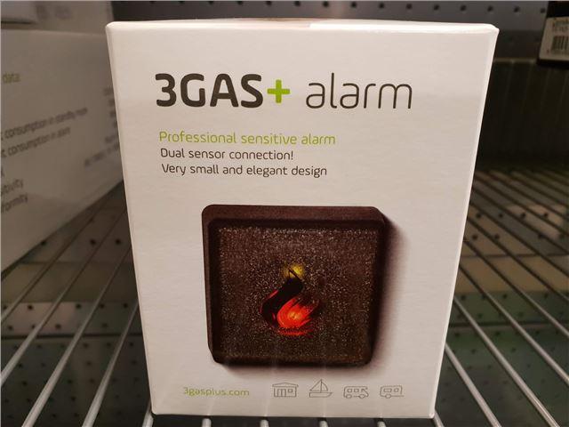 "Gasalarm ""3Gas +"" 12/24Vdc"