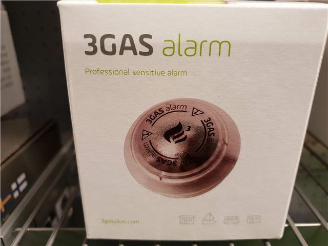 "Gasalarm ""3Gas"" 12/24Vdc,"